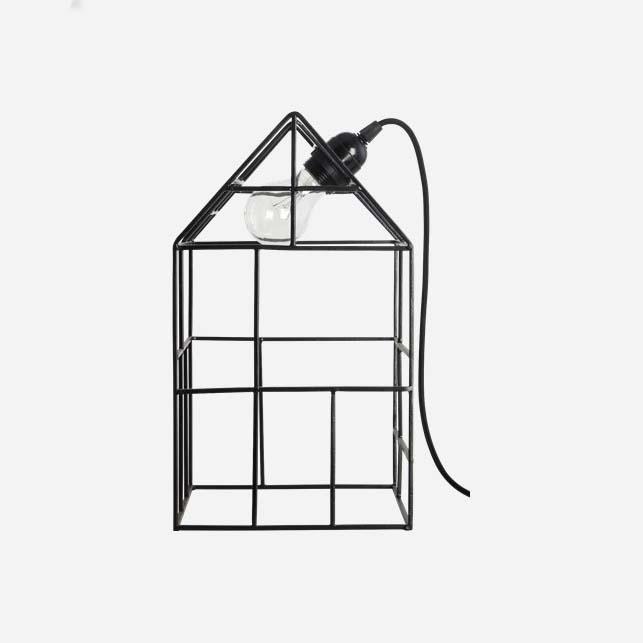 Light house black doctor - Huis lamp wereld nachtkastje ...