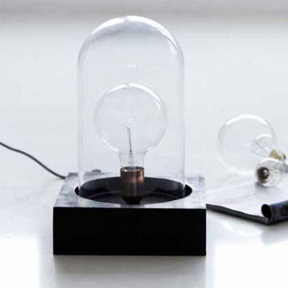 House doctor lamp bell glazen stolp lamp for House doctor verlichting