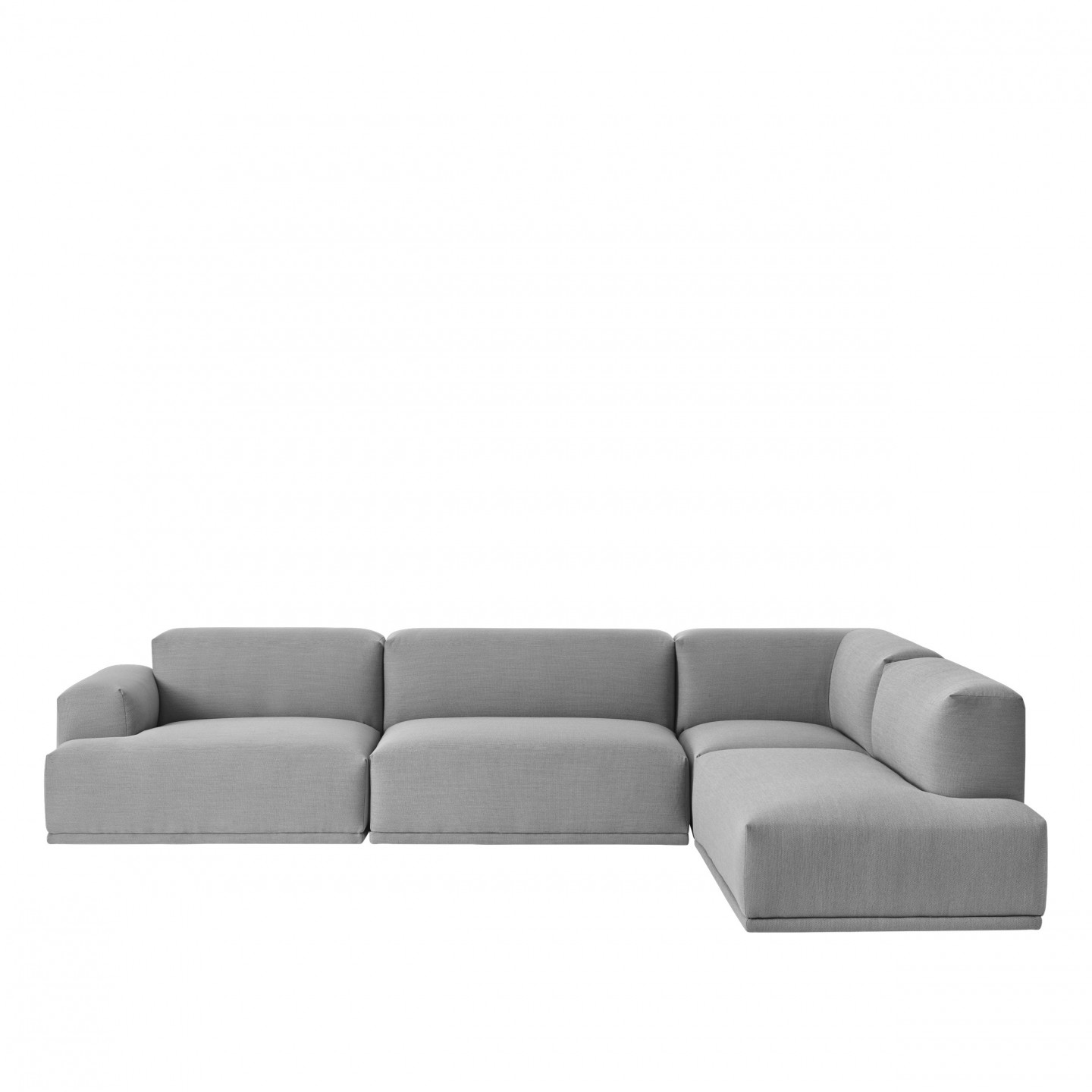 muuto connect with corner modulaire sofa the shop online. Black Bedroom Furniture Sets. Home Design Ideas