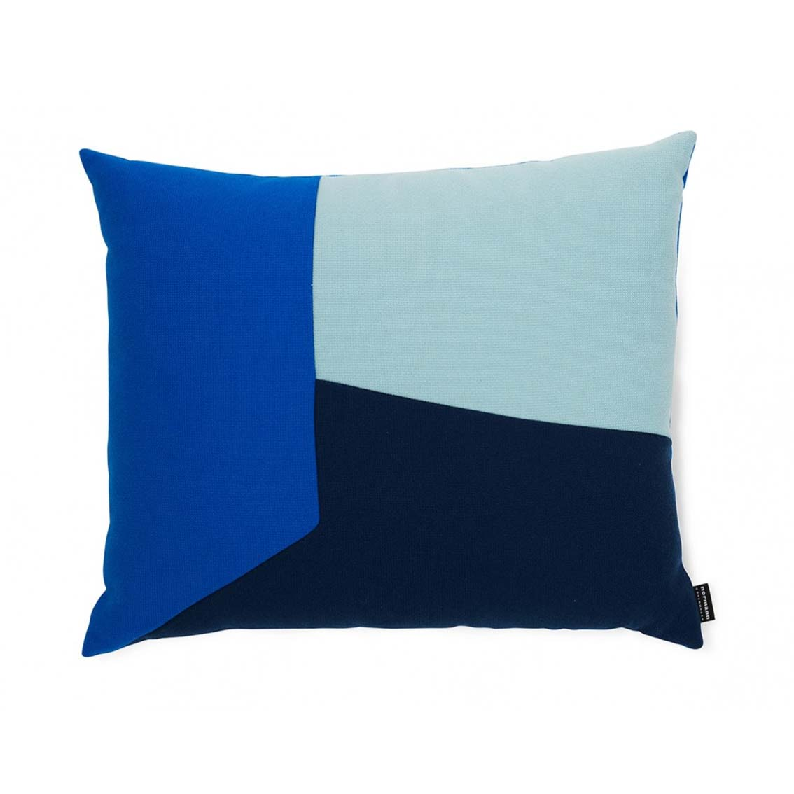 Normann Copenhagen Angle Cushion Blue Kussen