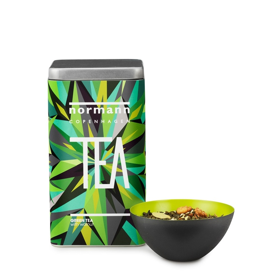 Normann copenhagen green tea with walnuts thee for Normann copenhagen online shop