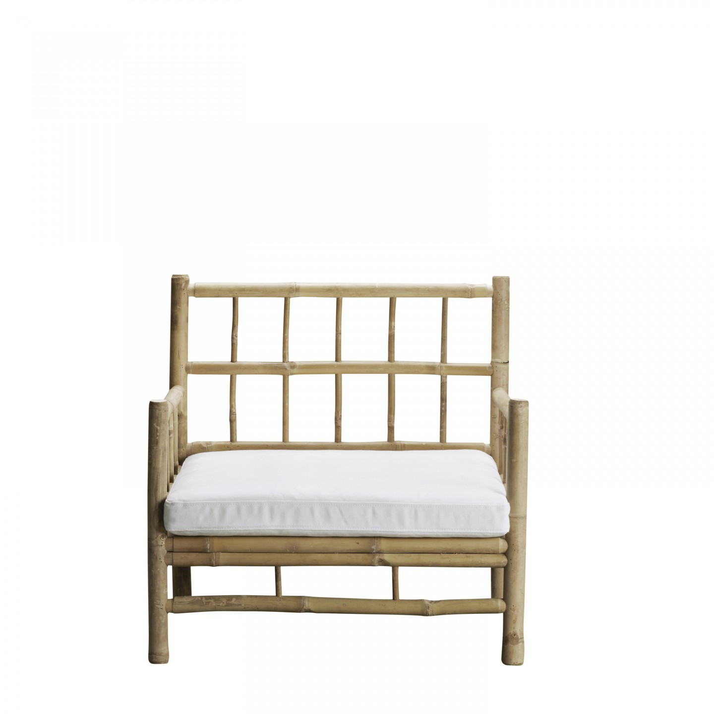 tine k home bamboo lounge chair white cover loungestoel the shop online. Black Bedroom Furniture Sets. Home Design Ideas